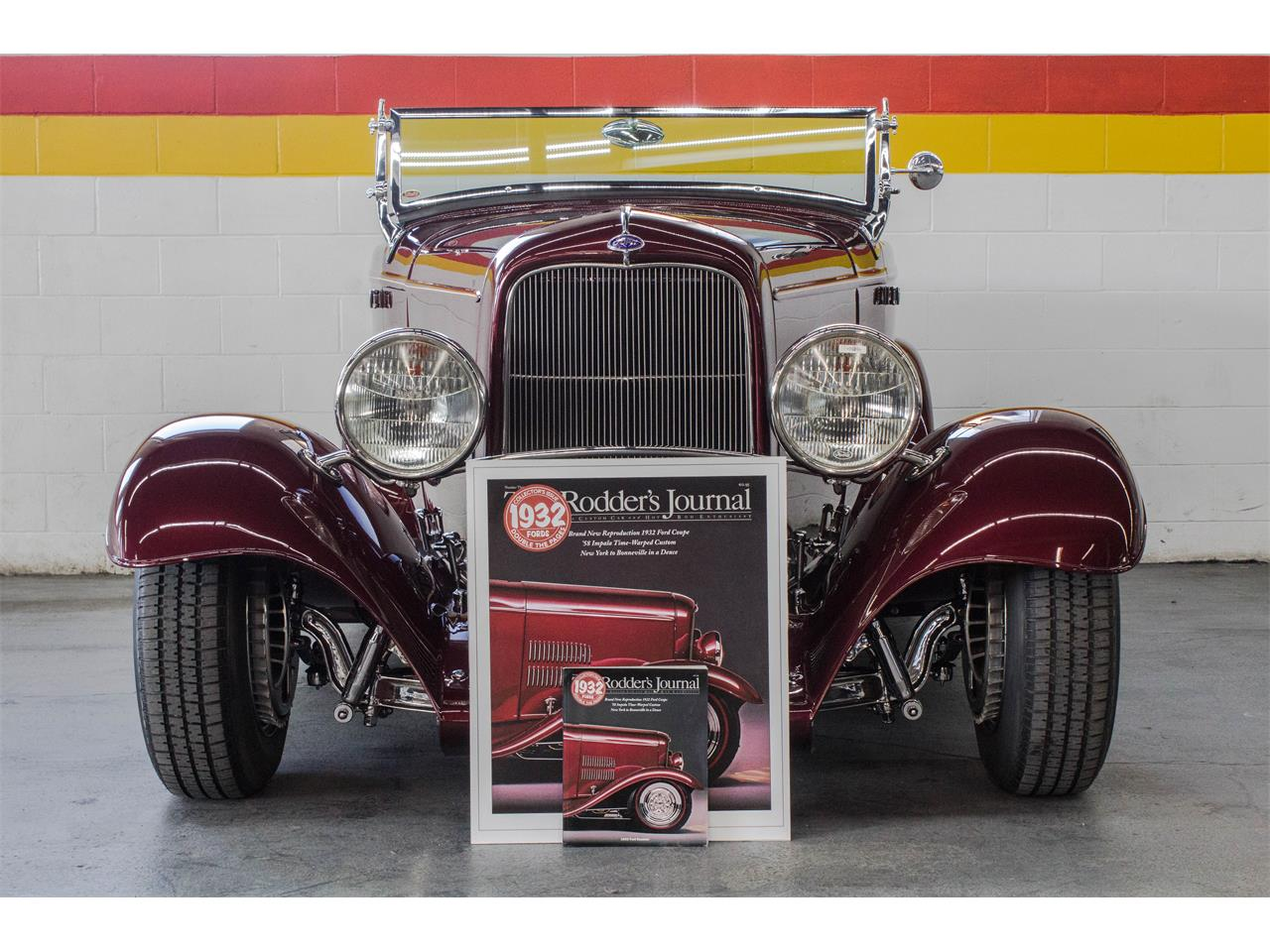 1932 Ford Hot Rod (CC-1063111) for sale in MONTREAL, Quebec