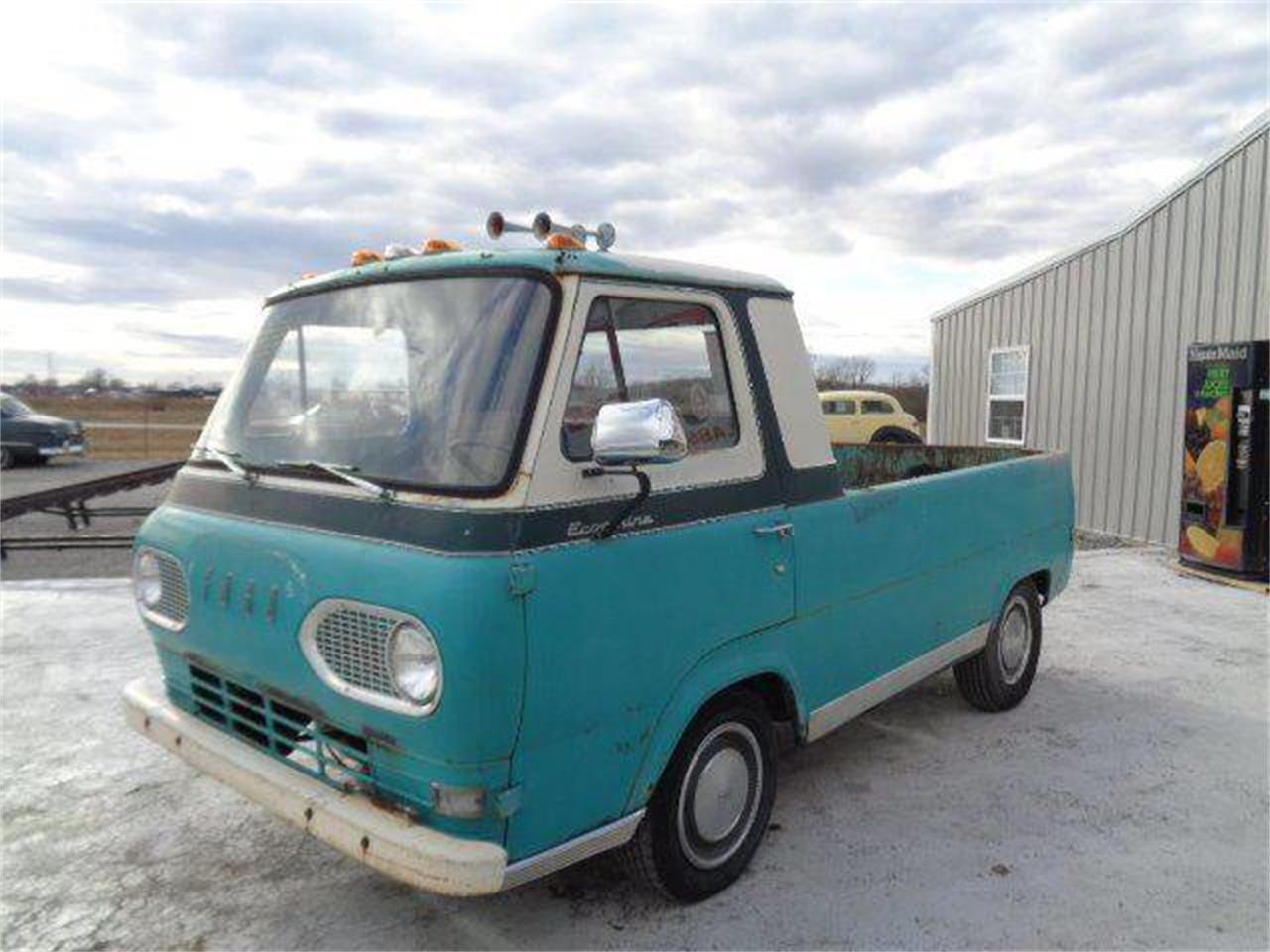 1961 Ford Econoline (CC-1063186) for sale in Staunton, Illinois