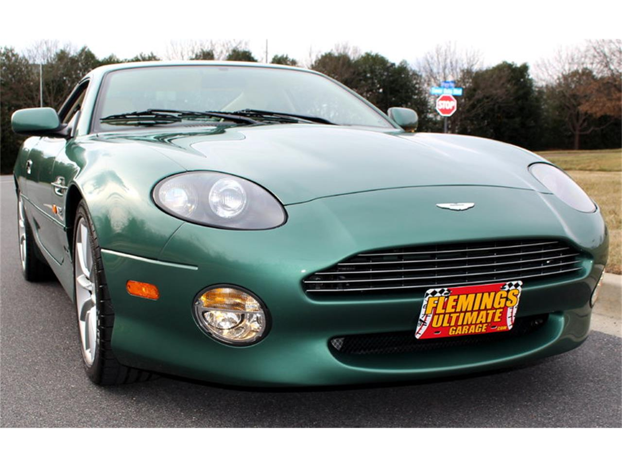 2000 Aston Martin DB7 (CC-1060323) for sale in Rockville, Maryland