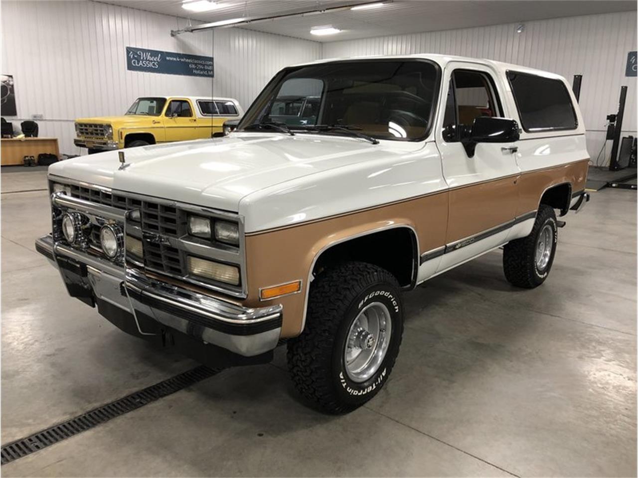 1990 Chevrolet Blazer For Sale Classiccars Com Cc 1063249