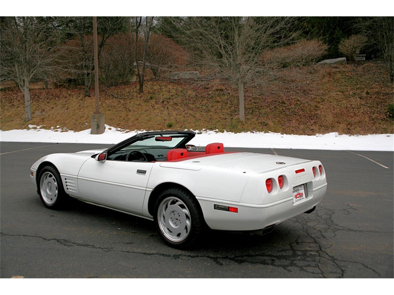 1992 Chevrolet Corvette (CC-1063313) for sale in Old Forge, Pennsylvania