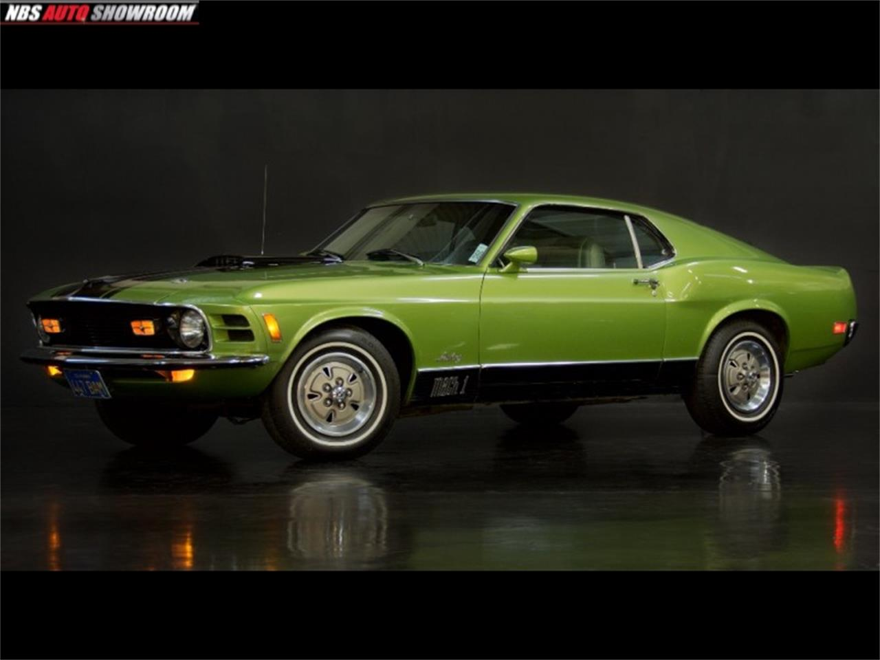 1970 Ford Mustang (CC-1063390) for sale in Milpitas, California
