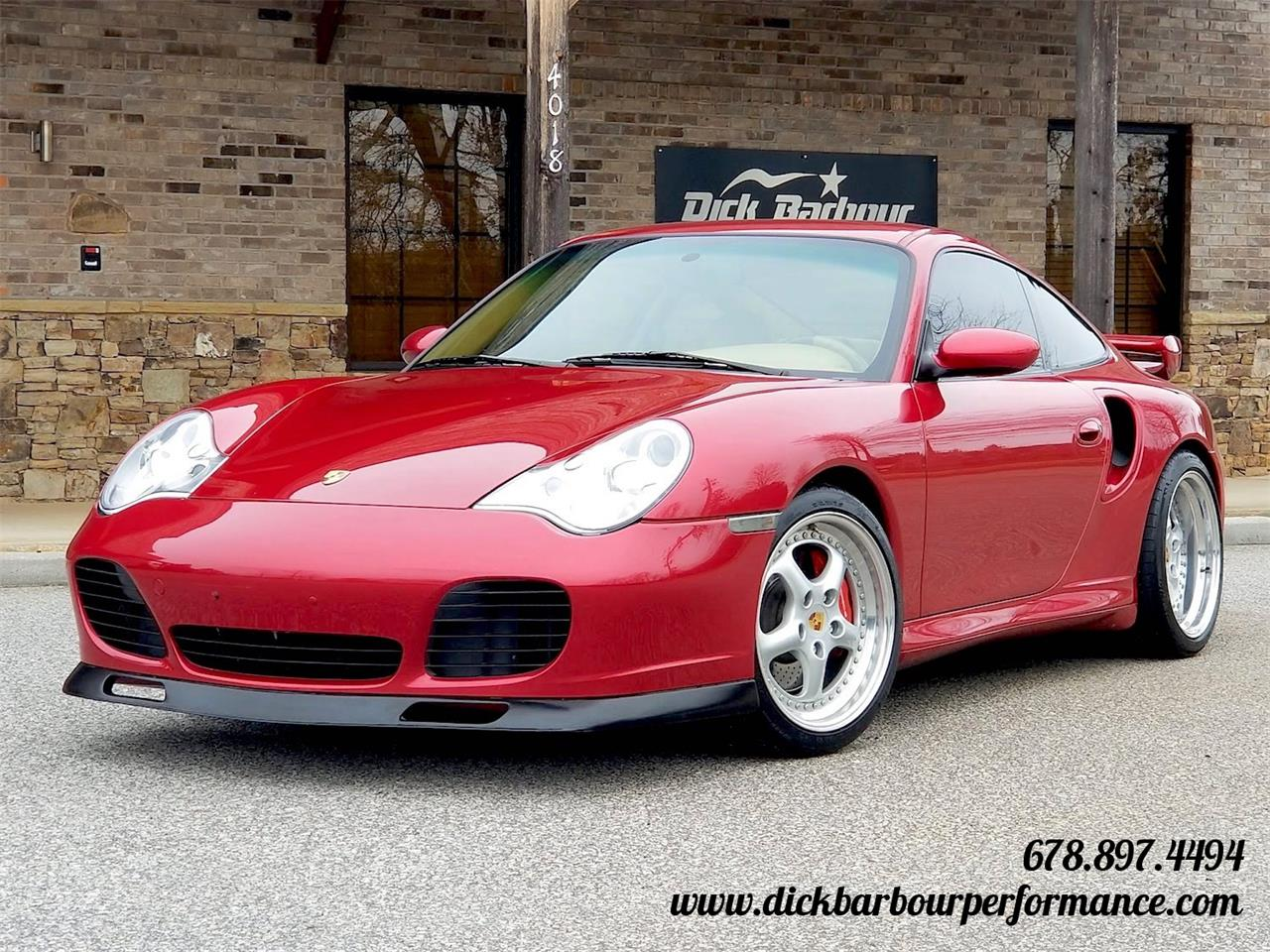 2002 Porsche 911 Turbo For Sale Classiccarscom Cc 1063528