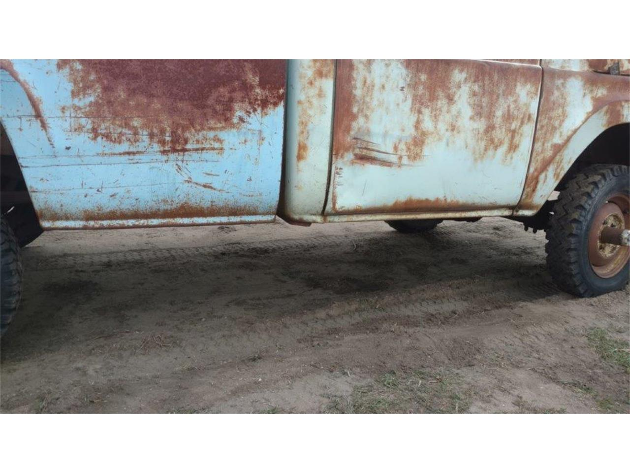 1960 Ford 1/2 Ton Pickup (CC-1063756) for sale in Parkers Prairie, Minnesota