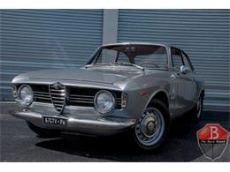 1967 Alfa Romeo Sprint Veloce (CC-1063761) for sale in Miami, Florida