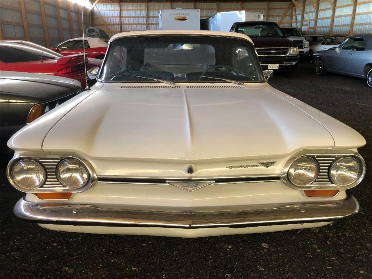 1963 Chevrolet Corvair (CC-1063820) for sale in Hastings, Nebraska