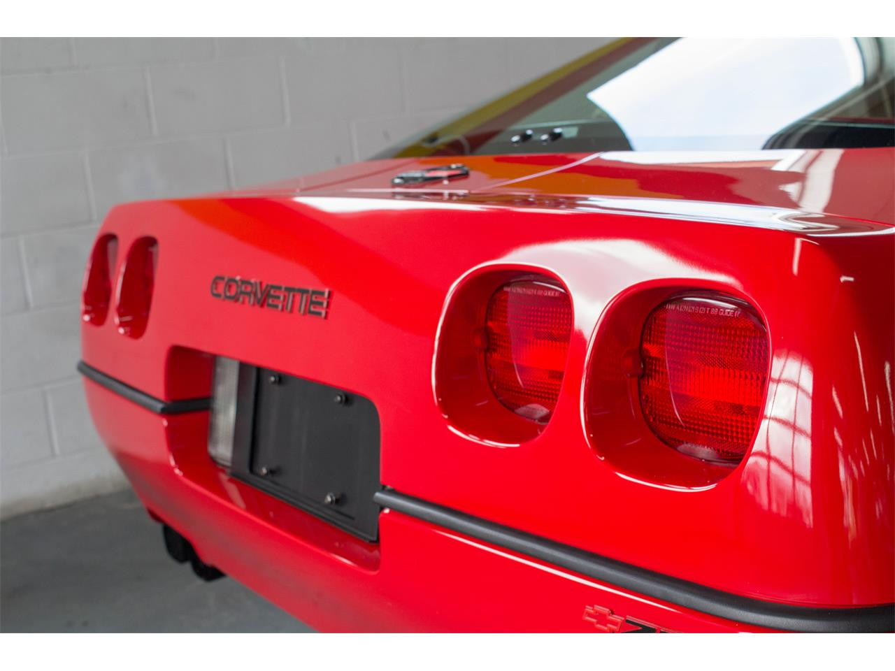 1990 Chevrolet Corvette ZR1 for Sale | ClassicCars.com ...