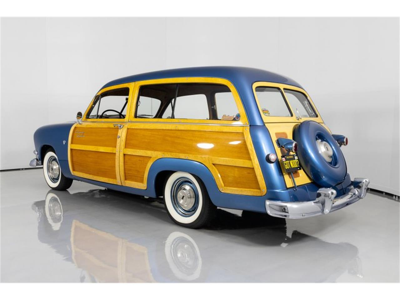1951 Ford Country Squire (CC-1063952) for sale in St. Charles, Missouri