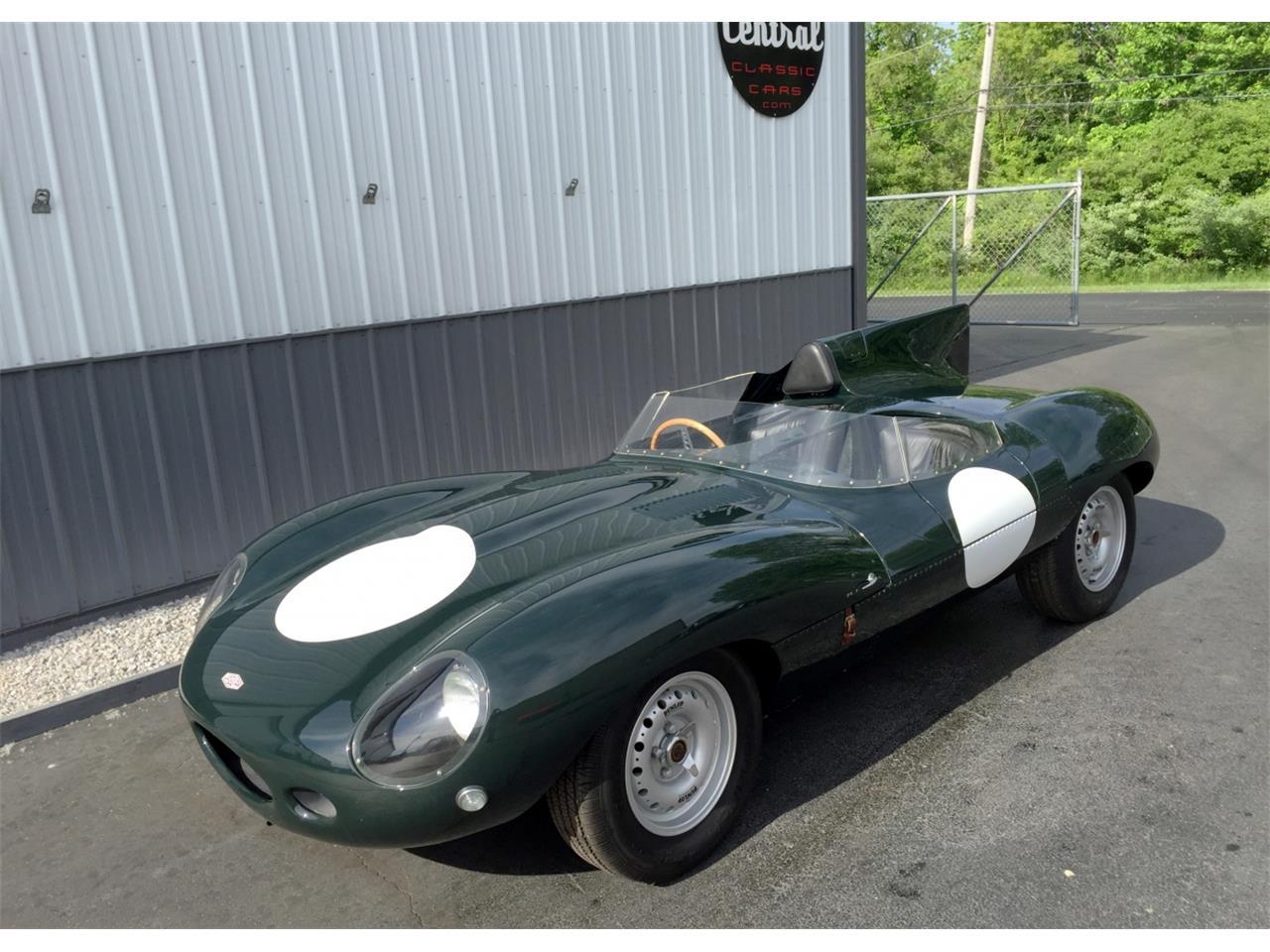 1955 Jaguar D-Type for Sale | ClassicCars.com | CC-1060398