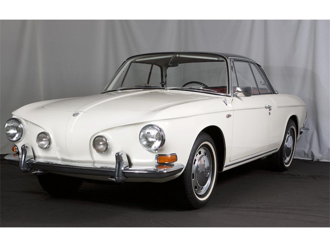 1968 Volkswagen Karmann Ghia for Sale | ClassicCars.com ...