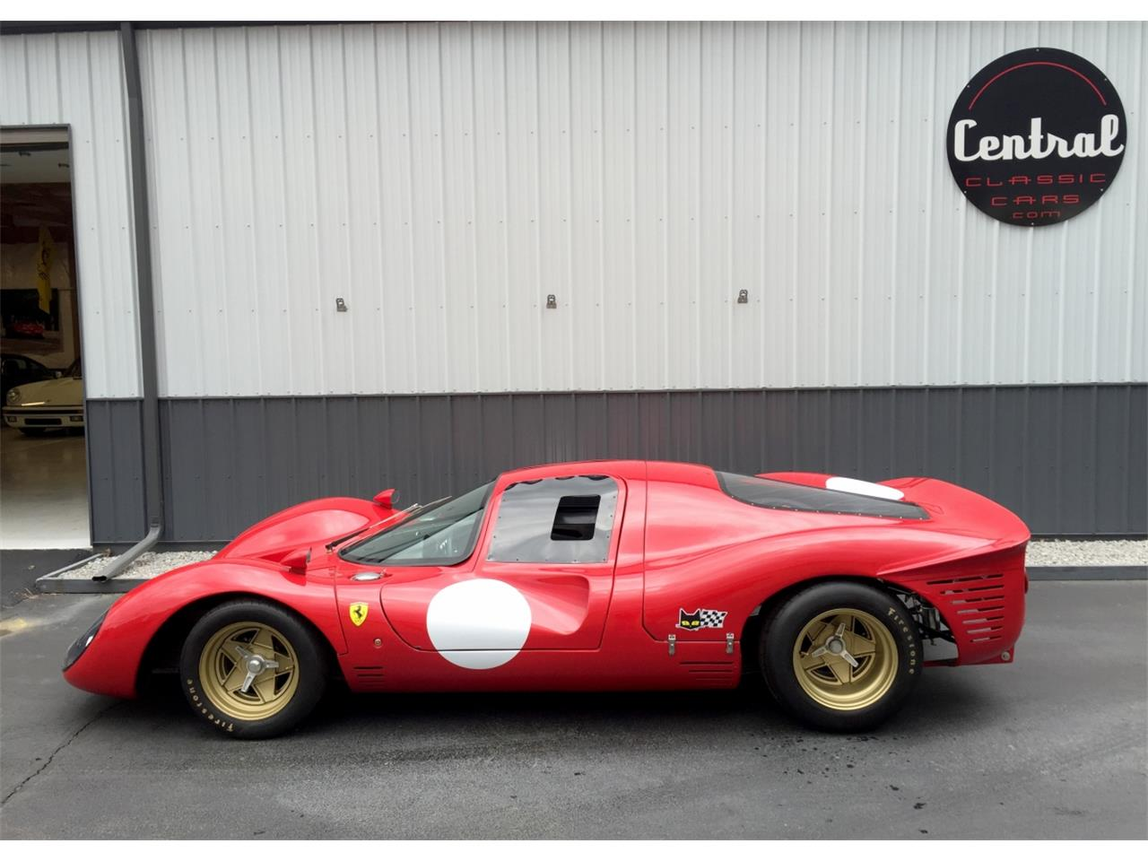 1967 Ferrari 330 P4 For Sale Classiccars Com Cc 1060406