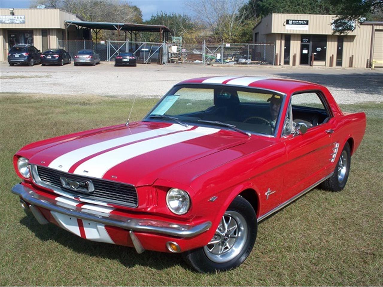 1966 Ford Mustang For Sale >> 1966 Ford Mustang For Sale Classiccars Com Cc 1064085