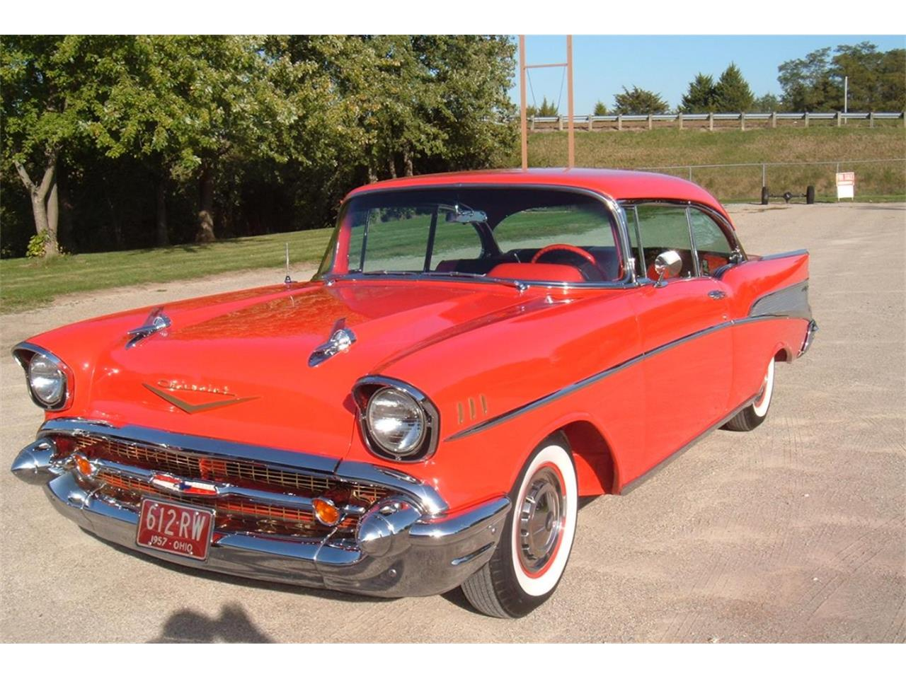 1957 Chevrolet Bel Air (CC-1064116) for sale in Washington Court House, Ohio