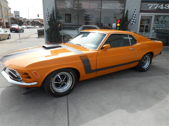 1970 Ford Mustang (CC-1064119) for sale in Gilroy, California