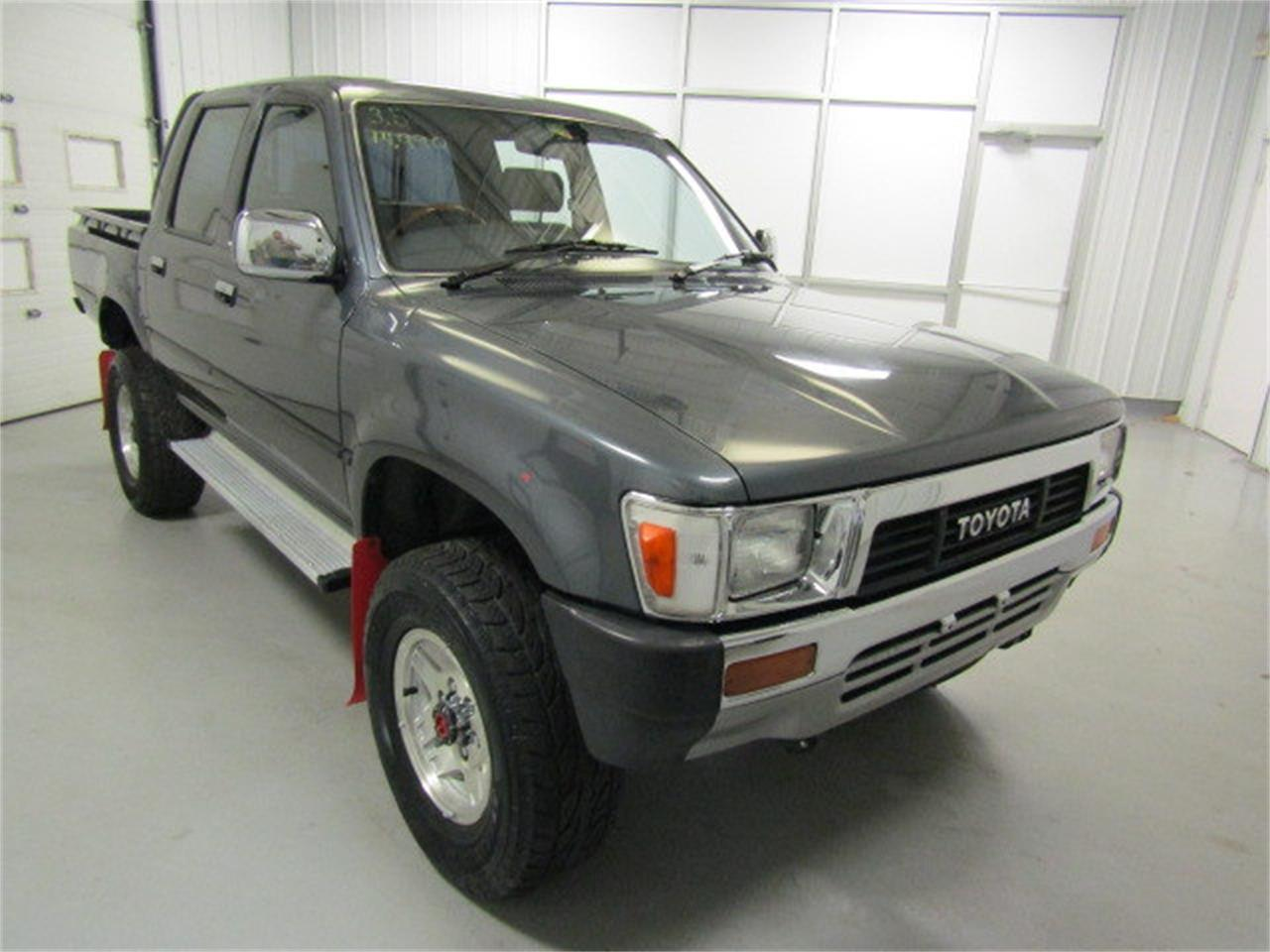 Kelebihan Toyota Hilux 1990 Top Model Tahun Ini