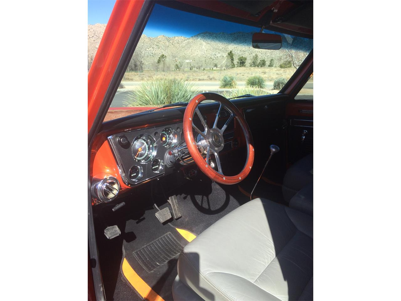 1971 Chevrolet Pickup (CC-1064437) for sale in Morongo Valley, California