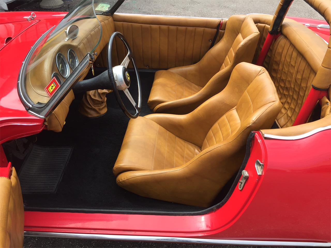 1966 Alfa Romeo Giulietta Spider (CC-1064446) for sale in Brook Park, Ohio