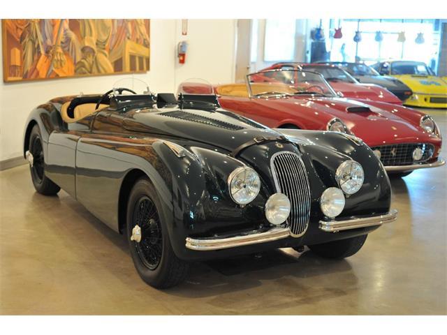 1949 Jaguar XK120 (CC-1064604) for sale in Miami, Florida