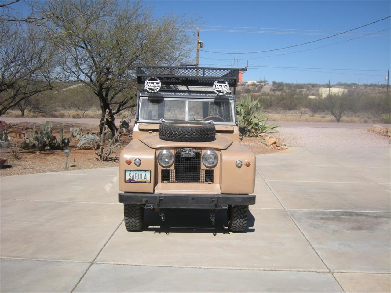 1959 Land Rover Series II  (CC-1064725) for sale in Rio Rico, Arizona