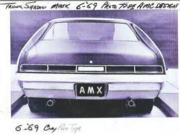 1969 AMC AMX (CC-1064747) for sale in Wonder Lake, Illinois