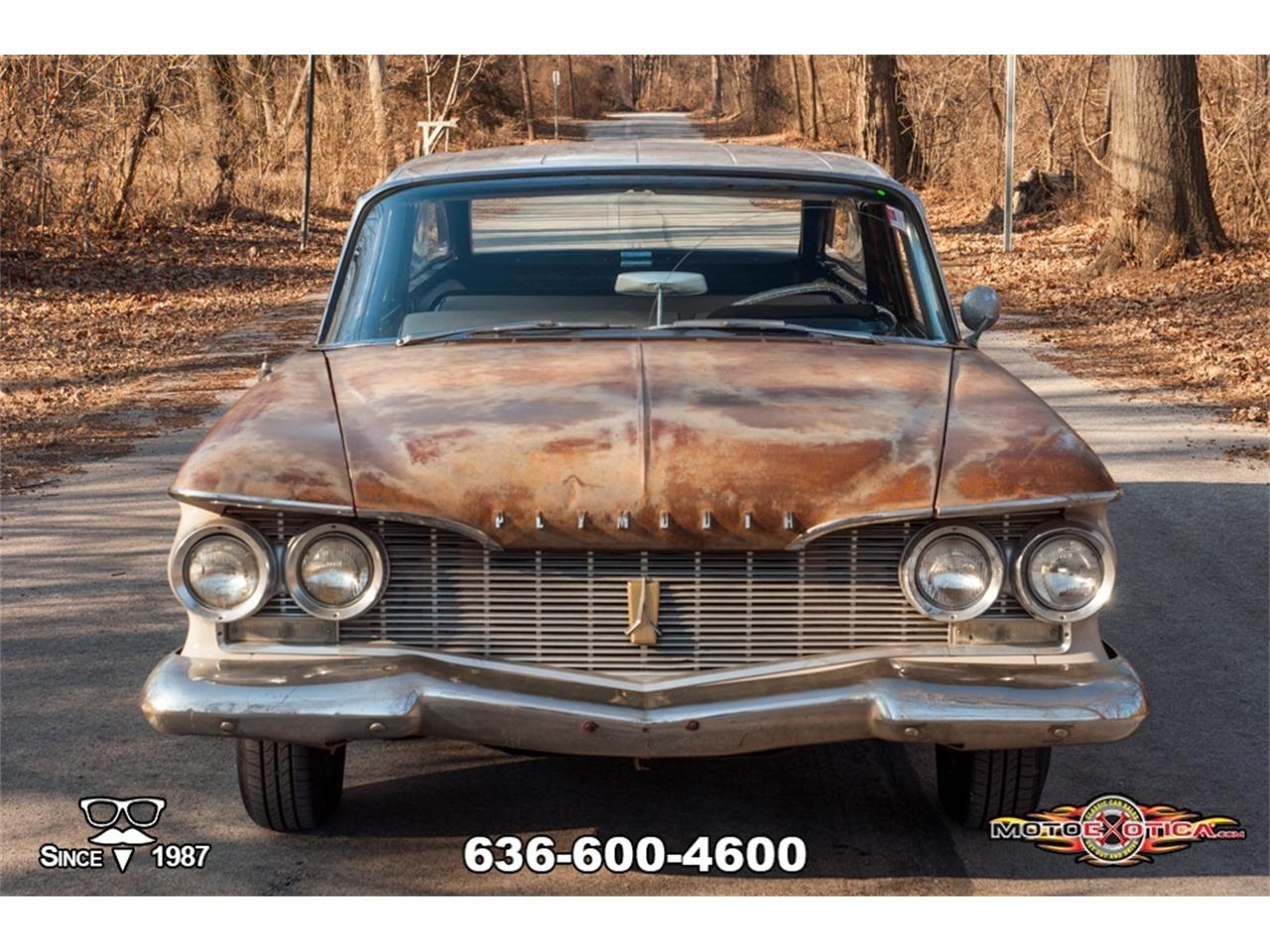 1960 Plymouth Station Wagon (CC-1064783) for sale in St. Louis, Missouri