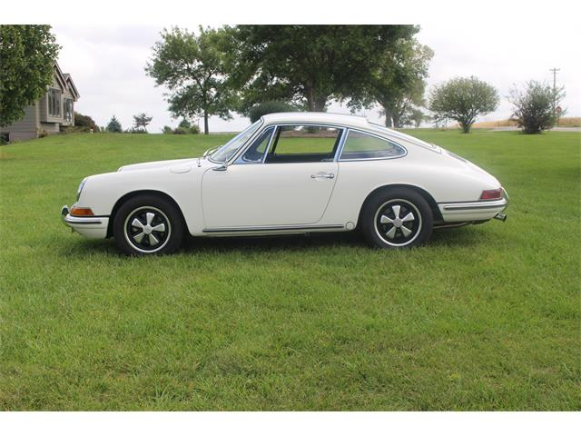 1967 Porsche 911 (CC-1060494) for sale in Lincoln, Nebraska