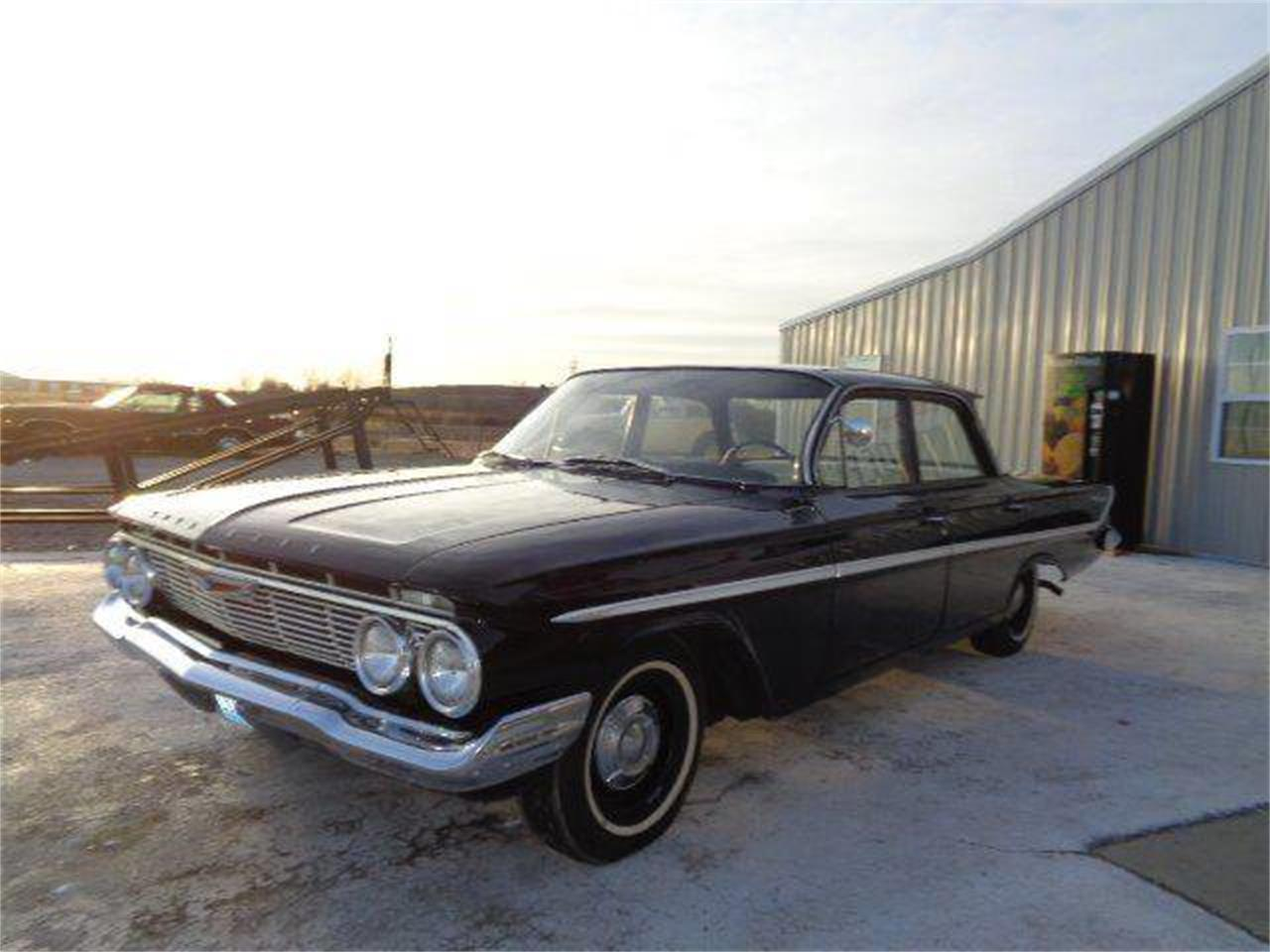1961 Chevrolet Bel Air (CC-1065065) for sale in Staunton, Illinois