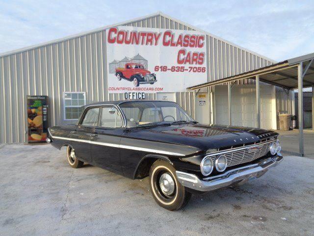 1961 Chevrolet Bel Air (CC-1065065) for sale in Staunton, Illinois