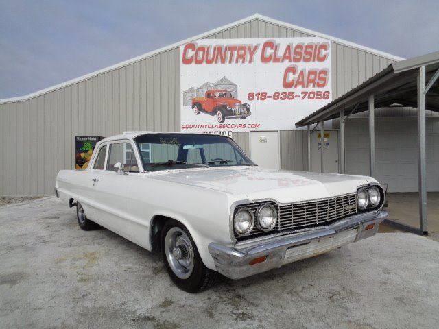 1964 Chevrolet Biscayne (CC-1065069) for sale in Staunton, Illinois