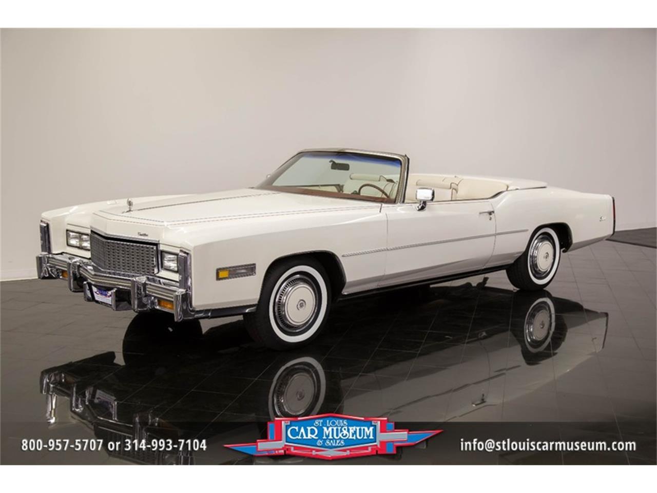 1976 Cadillac Eldorado (CC-1060521) for sale in St. Louis, Missouri