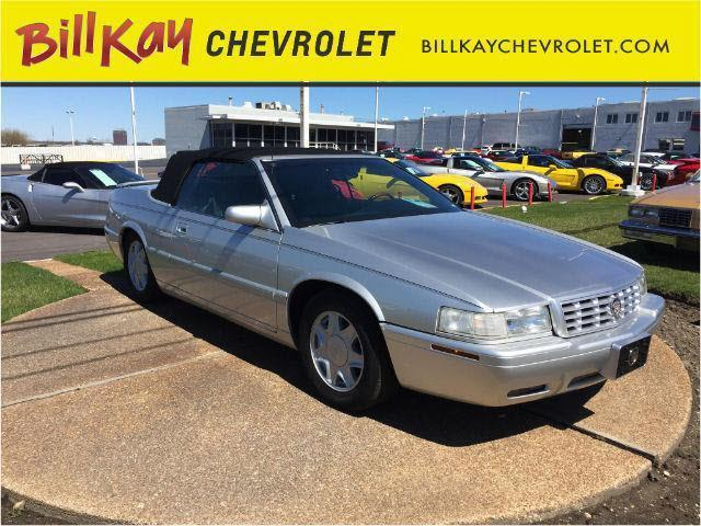 2001 Cadillac Eldorado (CC-1065233) for sale in Downers Grove, Illinois