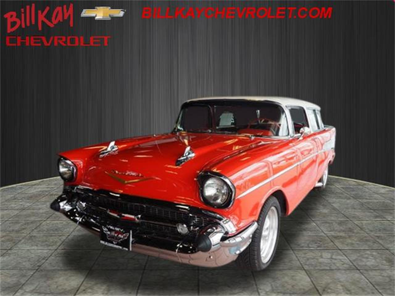 1957 Chevrolet Bel Air Nomad (CC-1065280) for sale in Downers Grove, Illinois