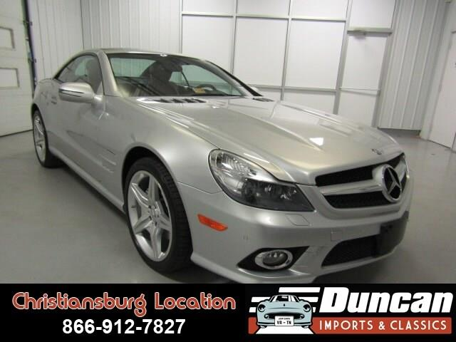 2009 Mercedes-Benz SL-Class (CC-1060541) for sale in Christiansburg, Virginia