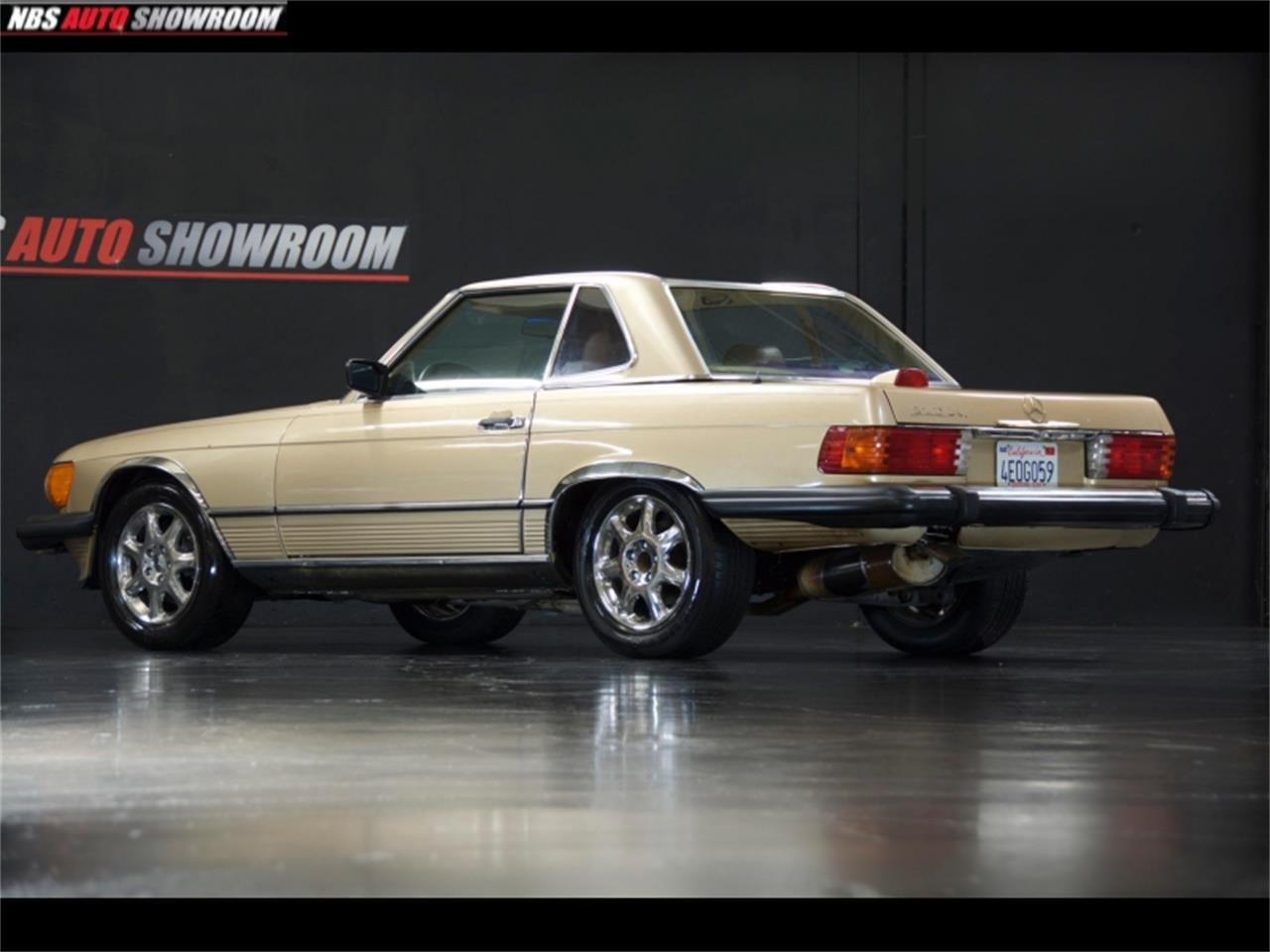 1987 Mercedes-Benz 560SL (CC-1060558) for sale in Milpitas, California