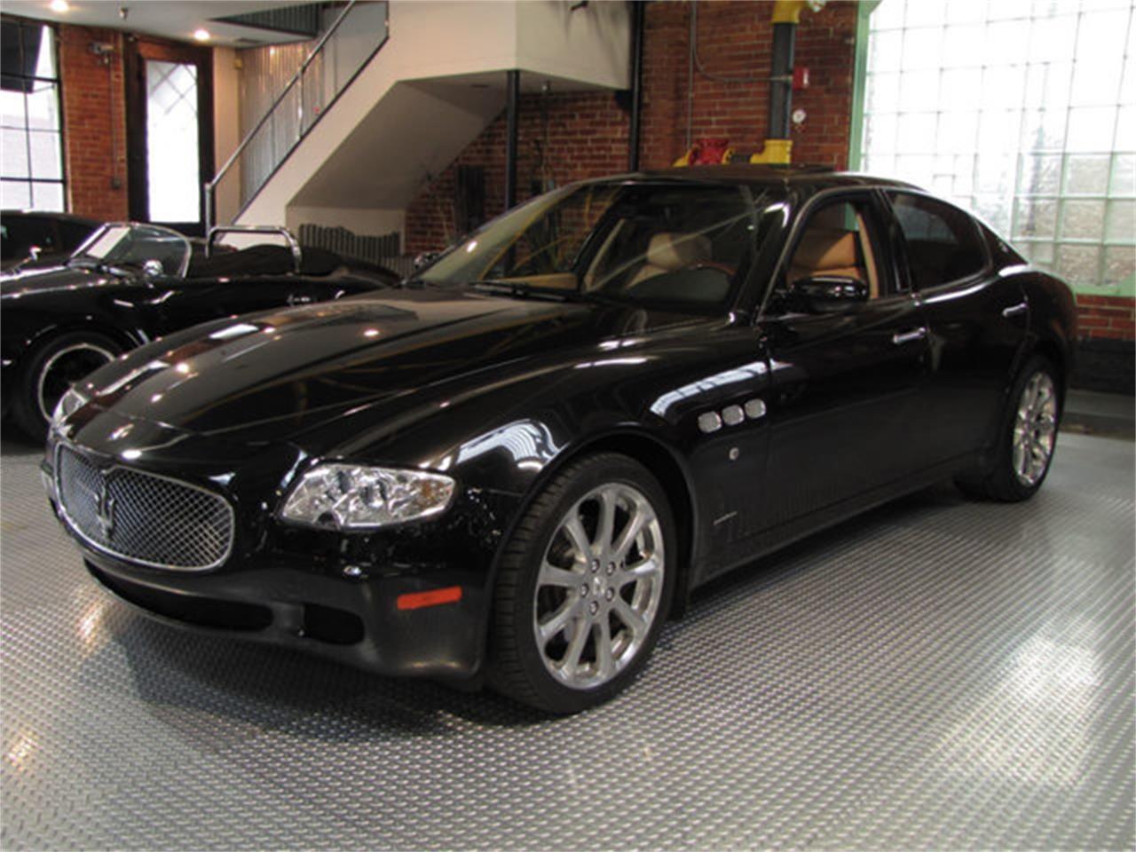 2007 Maserati Quattroporte For Sale Classiccars Com Cc 1065746