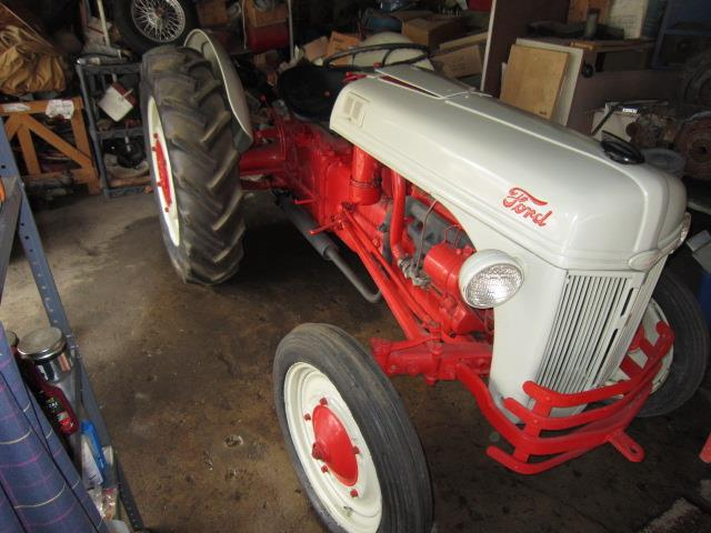 1942 Ford 2N Tractor (CC-1065849) for sale in Tifton, Georgia