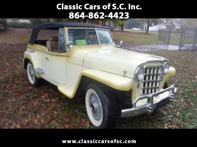 1949 Willys Street Rod (CC-1066253) for sale in Gray Court, South Carolina