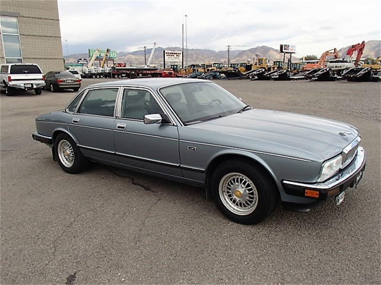 1990 Jaguar XJ6 Vanden Plas for Sale   ClassicCars.com ...