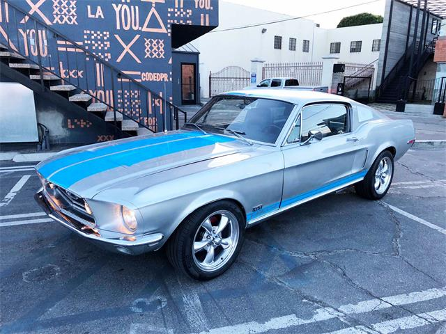 1968 Ford Mustang (CC-1066446) for sale in los angeles, California
