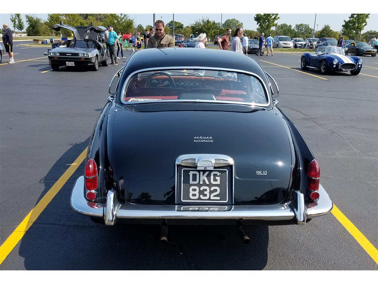 1962 Jaguar Mark X for Sale   ClassicCars.com   CC-1066515