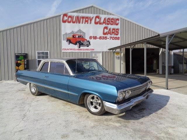 1963 Chevrolet Bel Air (CC-1067059) for sale in Staunton, Illinois