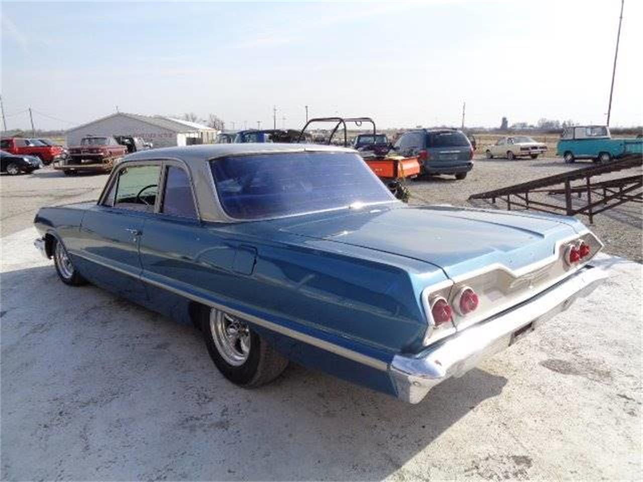 1963 Chevrolet Bel Air (CC-1067059) for sale in Staunton, Illinois