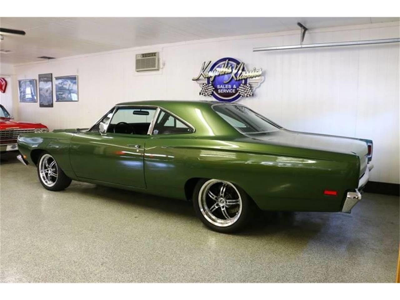 1969 Plymouth Road Runner (CC-1067097) for sale in Stratford, Wisconsin