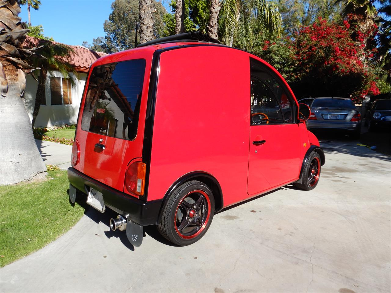 1989 Nissan Pao (CC-1067372) for sale in wOODLAND hILLS, California