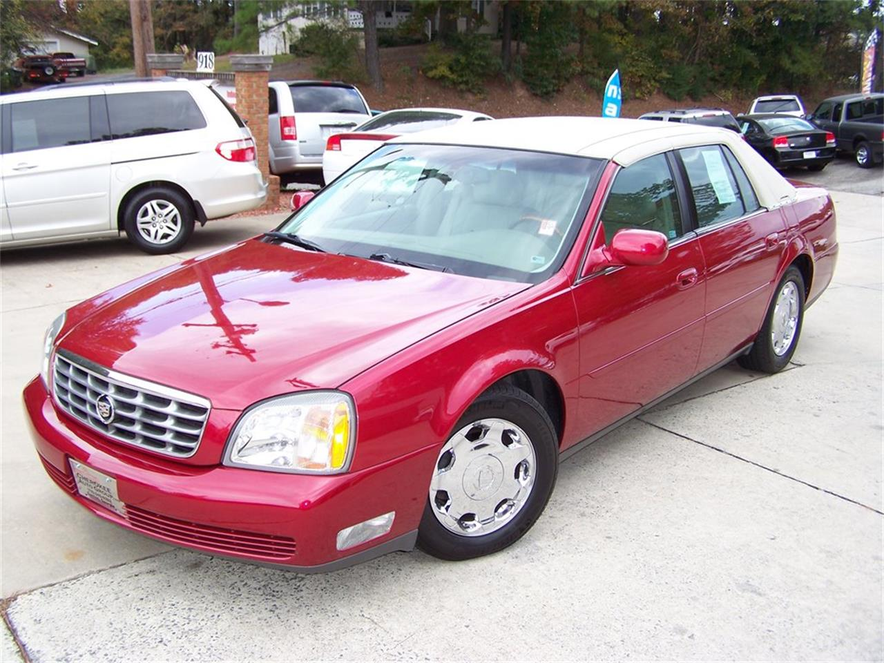 2002 cadillac deville for sale classiccars com cc 1060740 2002 cadillac deville for sale