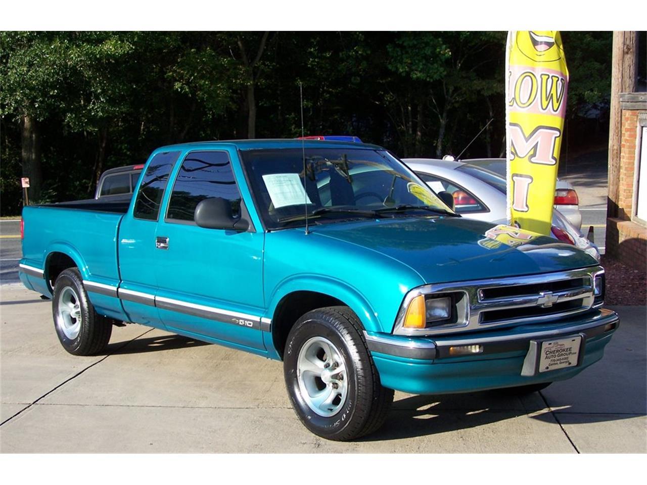 1995 Chevrolet S10 For Sale Classiccars Com Cc 1060748