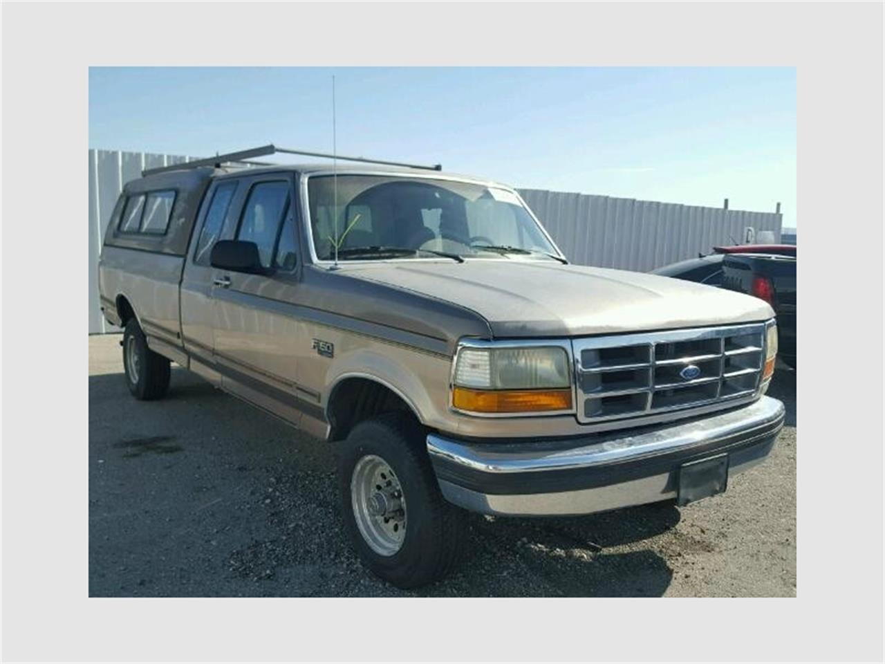 1993 Ford F150 (CC-1067520) for sale in Pahrump, Nevada