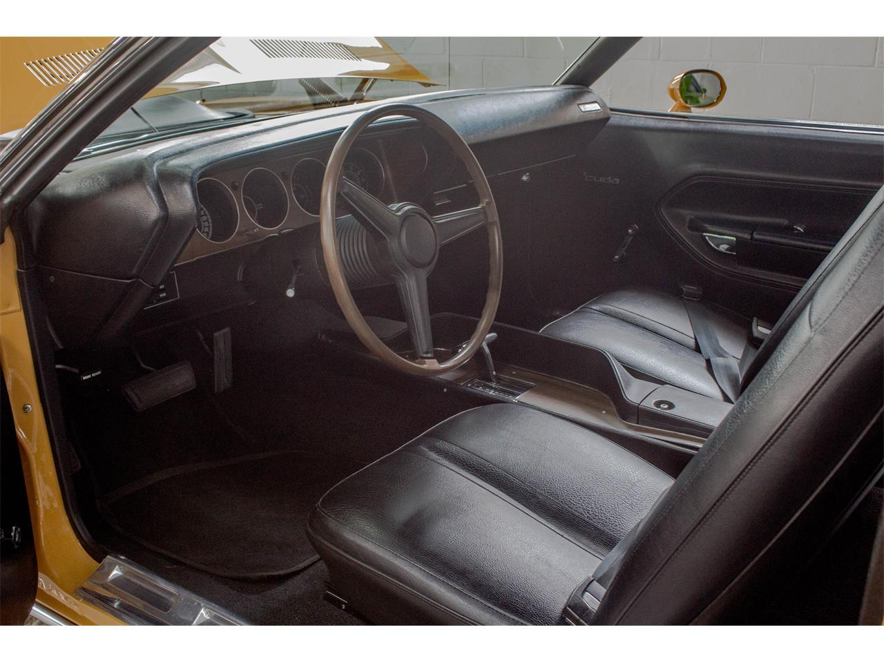 1971 Plymouth Cuda (CC-1067598) for sale in Montreal , Quebec