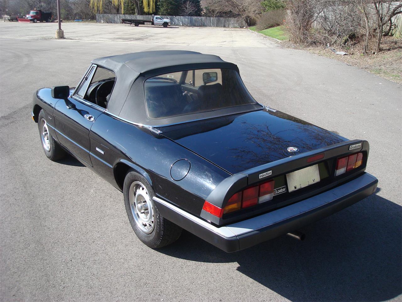 1986 Alfa Romeo Graduate (CC-1067652) for sale in naperville, Illinois