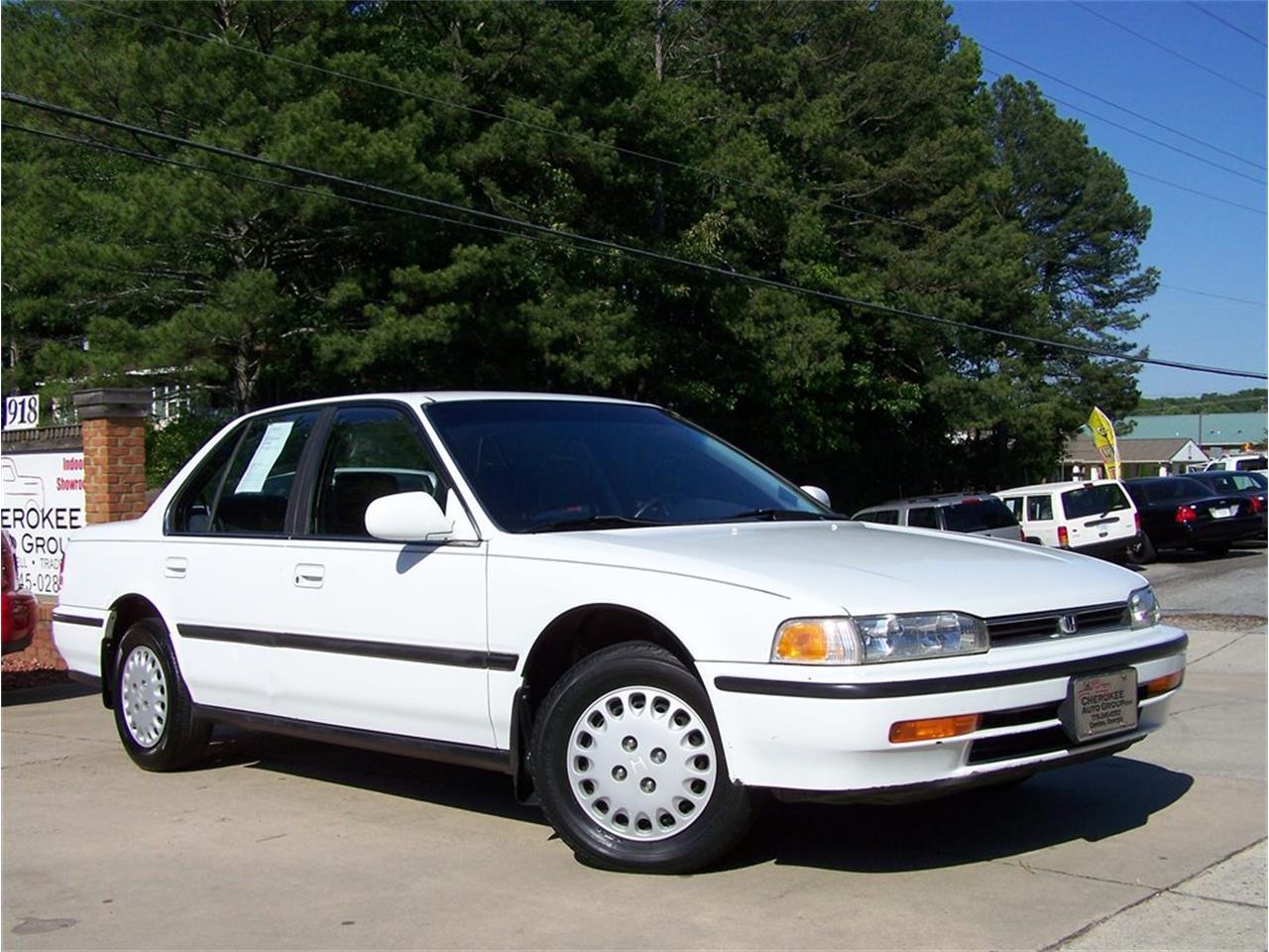 1992 Honda Accord for Sale | ClassicCars.com | CC-1060780